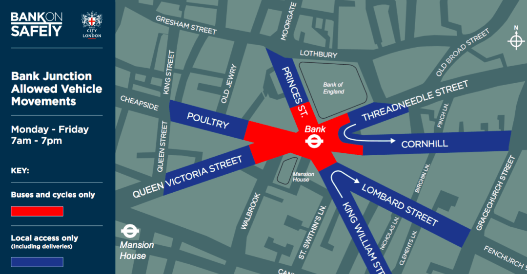 Bank Junction scheme